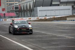 Massimo Zanin, Mini John Cooper Works