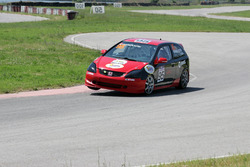 #95 Ülkü Motorsport, Hakan Mete Kutay, Honda Civik Type-R