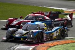 #8 Duqueine Engineering, Ligier JS P3 - Nissan: Maxime Pialat, Vincent Beltoise, Henry Hassid, #23 P