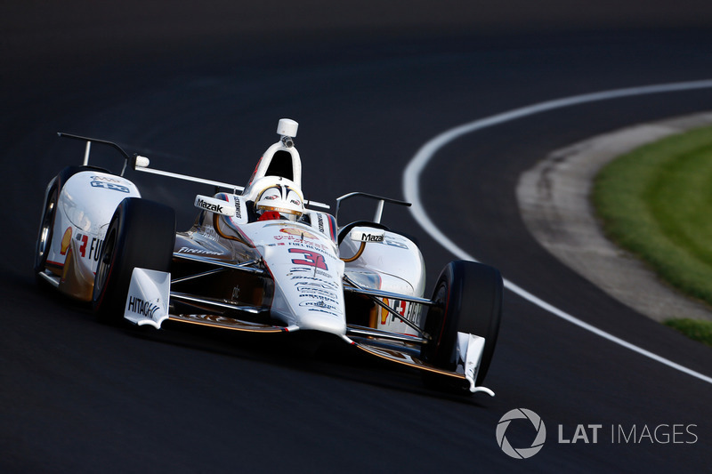 19: Элио Кастроневес, Team Penske Chevrolet