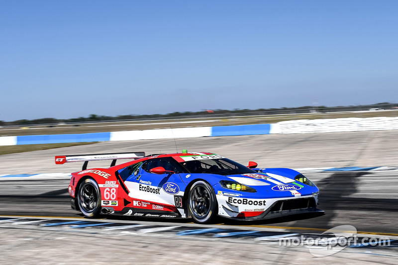 6. GTLM: 68 Ford Performance Chip Ganassi Racing, Ford GT