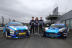 Laser Tools, Aiden Moffat, Laser Tools Racing, Mercedes Benz A-Class; Jack Mitchell
