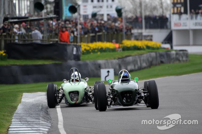 Brabham Trophy, Andrew Hibberd, Sam Wilson, Lotus 18