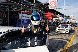 Total pole ödülü galibi #60 KohR Motorsports Ford Mustang: Jade Buford