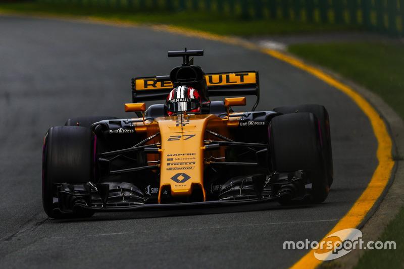 11. Nico Hülkenberg, Renault Sport F1 Team RS17