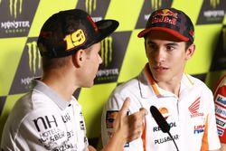 Alvaro Bautista, Aspar Racing Team, Marc Marquez, Repsol Honda Team