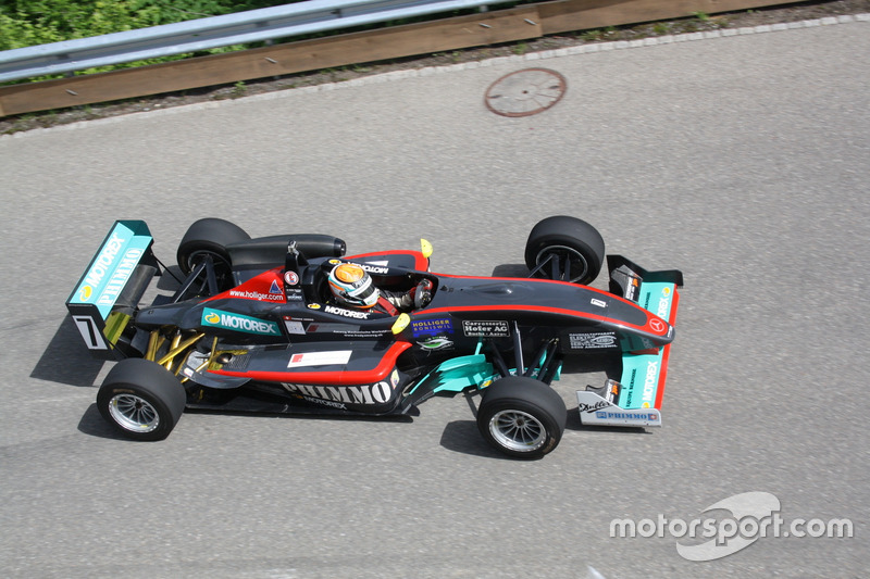 Thomas Amweg, Dallara F305/07-Mercedes, Amweg Motorsport