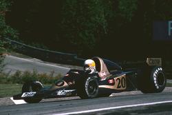 Jody Scheckter, Wolf Ford