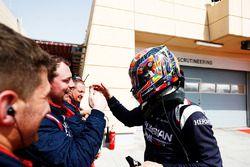 Race winner Artem Markelov, RUSSIAN TIME