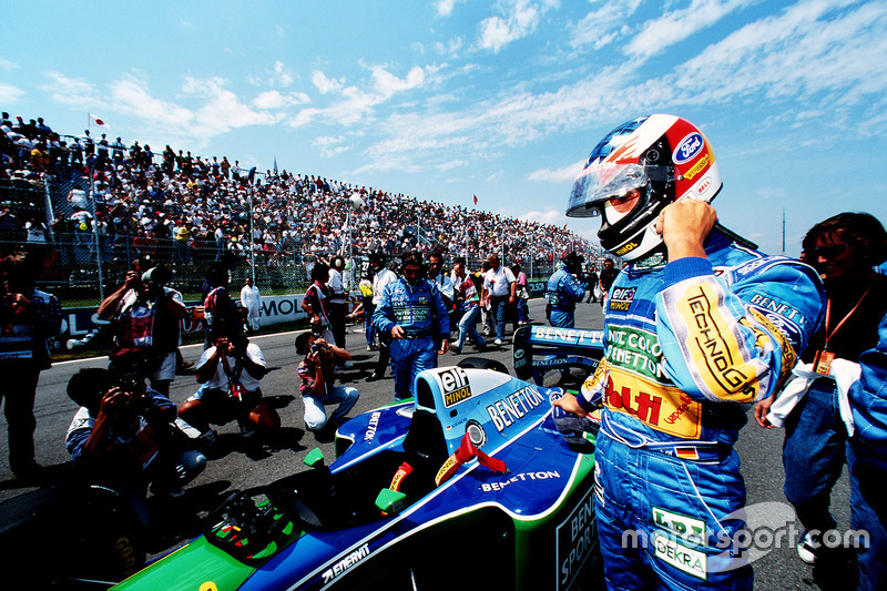 1994 Canadian GP, Benetton B194