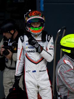 Брендон Хартли, Porsche Team