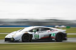 #27 Dream Racing Lamborghini Huracan GT3: Cedric Sbirrazzuoli, Lawrence DeGeorge, Raffaele Giammaria