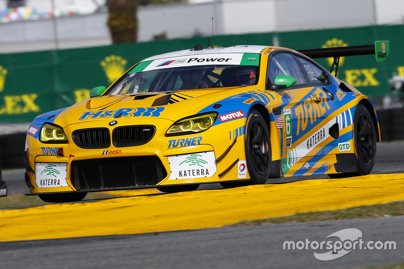 8. GTD: #96 Turner Motorsport, BMW M6 GT3