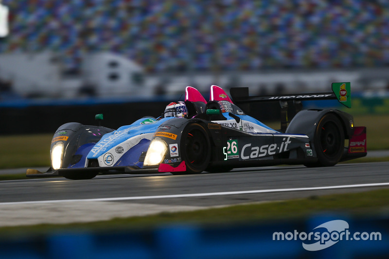 2. PC: #26 BAR1 Motorsports, Oreca FLM09