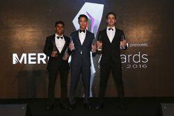 Champion Presley Martono, second place Faine kahia, third place Akash Gowda