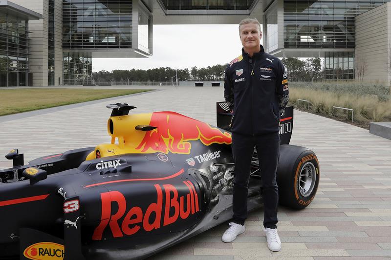 David Coulthard, Red Bull RB7