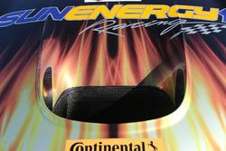 Detail, #75 SunEnergy1 Racing Mercedes AMG GT3: Boris Said, Tristan Vautier, Kenny Habul, Maro Engel