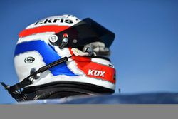 Casco de Peter Kox, RealTime Racing
