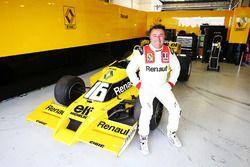 René Arnoux, Renault Sport F1 Team