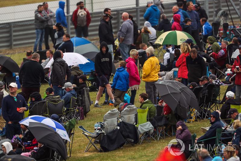 Fans y ambiente