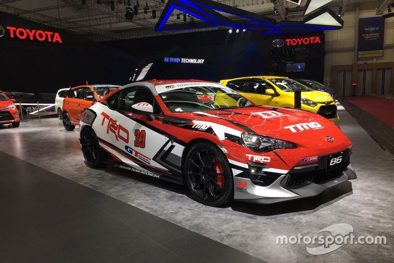 Toyota Team Indonesia Toyota 86 TRD