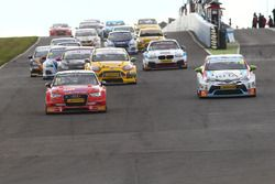 Start: Ant Whorton-Eales, AmD Tuning Audi S3, führt