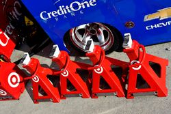 Equipaggiamento Kyle Larson, Chip Ganassi Racing Chevrolet