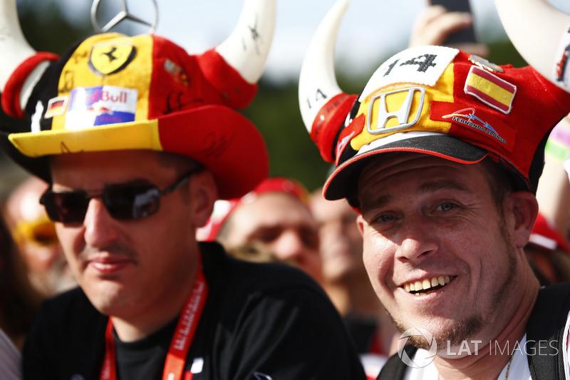 Tifosi di Fernando Alonso, McLaren