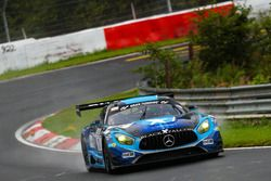 Hubert Haupt, Adam Christodoulou, Manuel Metzger, Team Black Falcon, Mercedes-AMG GT3