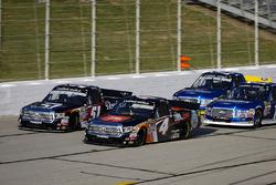 Christopher Bell, Kyle Busch Motorsports Toyota and Kyle Busch, Kyle Busch Motorsports Toyota