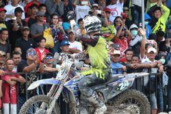 Il vincitore MXGP di Gara 1: Shaun Simpson, Wilvo Yamaha Racing Team