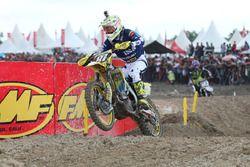 Pemenang MX2 Race 1: Jeremy Seewer, Team Suzuki World MX2