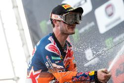 Podium: Jeffrey Herlings, KTM Factory Racing