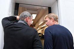 Paul Stoddart, Simon Lazenby, Sky TV