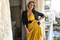 Giovana Ewbank faz o papel de Cruz Ramirez, em Carros 3