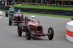 Goodwood Trophy: Tony Smith Alfa Romeo P3