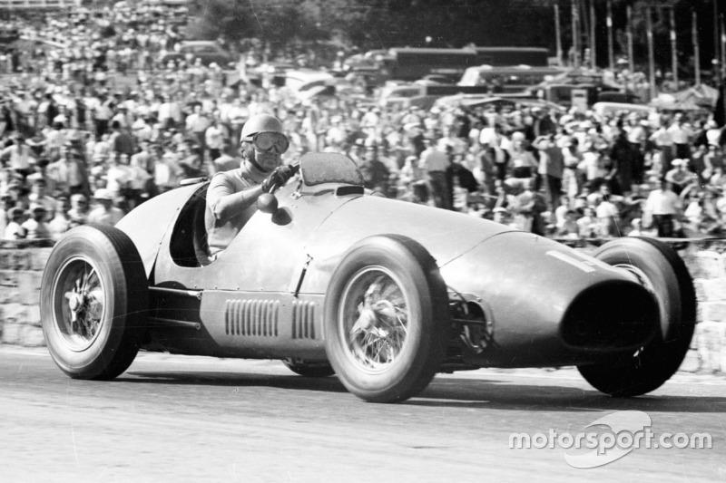 フェラーリ 500 (1952-1957)