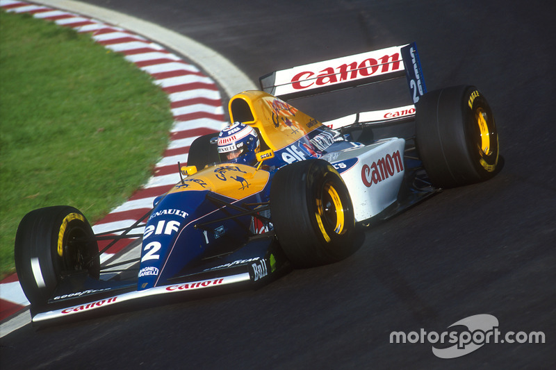 18º: Williams FW15C (1993)