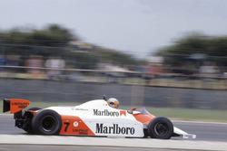 Джон Вотсон, McLaren MP4/1 Ford Cosworth