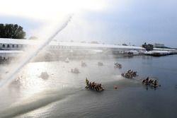 Floßrennen in Montreal