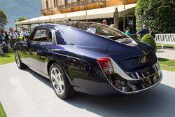 La Rolls Royce Sweptail a Villa d'Este