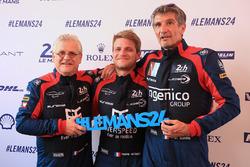 Jacques Nicolet, Pierre Nicolet, Erik Maris, Eurasia Motorsport