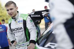 Juuso Nordgren, Skoda Motorsport