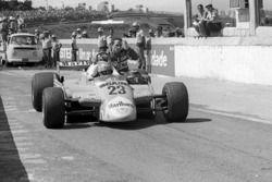 Bruno Giacomelli, Alfa Romeo 179, Patrick Depailler