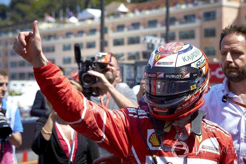 #17 GP de Mónaco 2017