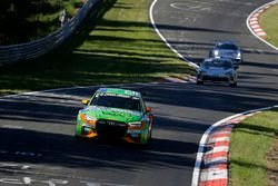 #172 Bonk Motorsport, Audi R3 LMS: Hermann Bock, Rainer Partl, Max Partl