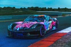 #50 Larbre Competition Chevrolet Corvette C7.R Human nueva decoración