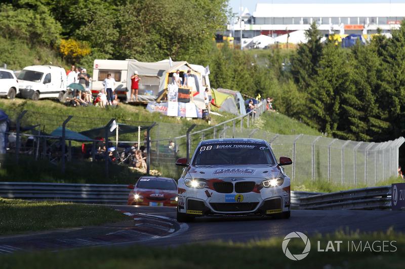#242 Pixum Team Adrenalin Motorsport, BMW M235i Racing: James Clay, Tyler Cooke, Charlie Postins, Ei