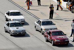 Ford grid cars