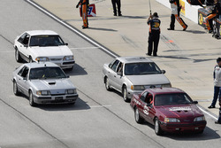 Historische Pace-Cars: Ford